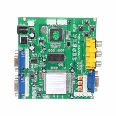 Jingle Konverter Video CGA/EGA/YUV/RGB Ke VGA Arcade Jamma Monitor Game untuk LCD GBS-8220