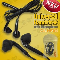 Jireh CL-HF04 Universal Smart Handsfree Mega Bass With Microphone - Support Android BB Nokia