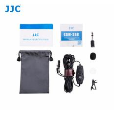 Iklan Jjc Clip On Omnidirectional Microphone Sgm 38Ii For Canon Nikon Dslr