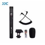 Review Jjc Dslr Video Mini Shotgun Microphone Sgm 185Ii For Canon Nikon Dslr Terbaru
