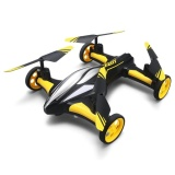 Spesifikasi Jjrc H23 Quadcopter Dual Mode Ground Air Drone 6 Axis Gyro With 3D Flip Paling Bagus