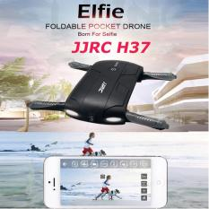 JJRC H37 Elfie Selfie Drone With Camera Foldable Drones Pocket Fpv Quadcopter Wifi Rc Helicopter Mini Drone Copter Toy