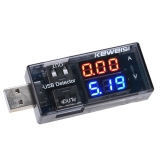 Beli Jo In Usb Charger Mobile Power Supply Current Voltmeter Ammeter Tegangan Charger Usb Detector Tester Intl Seken