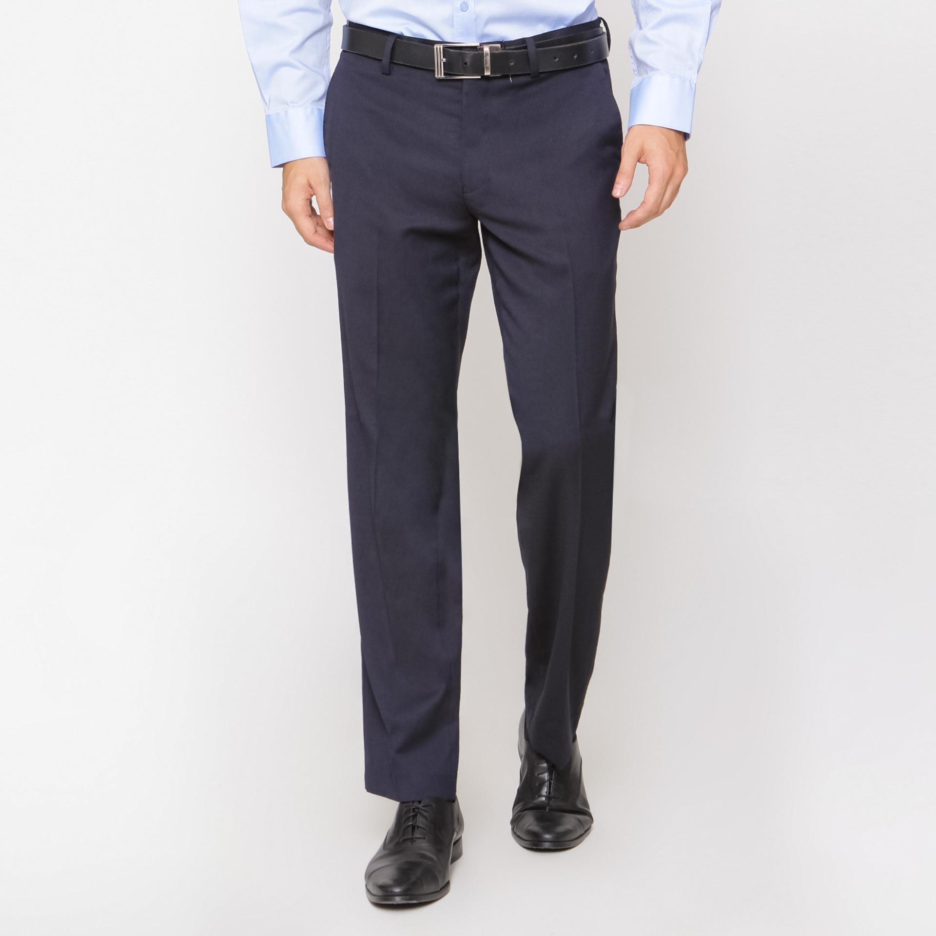 Beli Jobb Madison S Blue Night Pants Online Terpercaya