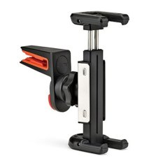 Review Joby Griptight Auto Vent Clip Holder For Smartphones Hitam Merah Terbaru