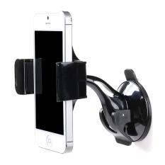 Bergabung Auto Car Mount Stand Holder W/Suction Cup untuk IPhone 4 5 5g IPod untuk HTC PDA