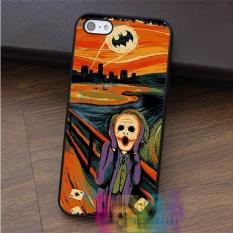 Joker Mengapa Begitu Serius 9 untuk IPhone 8 Perlindungan Mobile Phone Case Cover TPU Soft Case-Intl