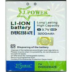 Kualitas J Power Baterai Double Power Evercoss A7E 3200Mah J Power