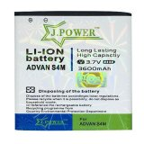 Review Pada J Power Baterai Doublepower For Advan S4M 3600Mah