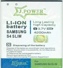 J.POWER baterai doublePower for Samsung Replika S4 - 4200mAh