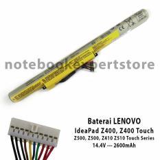 Jual Baterai Laptop LENOVO Ideapad Touch Z400 Z400a Z400s Z400t Z410 Z500 Berkualitas