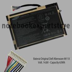 Jual Baterai Original DELL Alienware M11x R1 R2 R3 M14x R1 R2 R3 New Limited