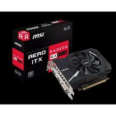 Jual MSI Radeon RX 550 AERO ITX 2GB DDR5 - AERO ITX 2G OC - Afo Motor | Lazada