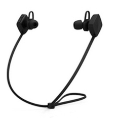 Jual Jumia Sports Wireless Bluetooth Earphone Earbuds V4 1 Stereo Headset Bass Earphones With Mic In Ear For Iphone Android Smartphone Hitam Branded Murah