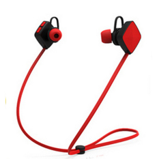 Beli Jumia Sports Wireless Bluetooth Earphone Earbuds V4 1 Stereo Headset Bass Earphones With Mic In Ear For Iphone Android Smartphone Merah Lengkap