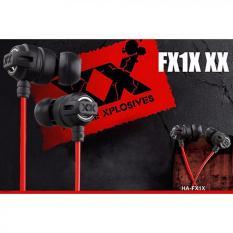 Harga Jvc Extreme Xplosives Earphones Super Bass Origin
