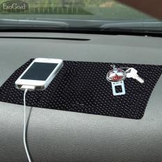 Jvgood Anti-selip Non-slip Kulit Alas Permukaan Mobil Alas Dasbor untuk Ponsel, Kacamata Hitam, kunci dan Banyak Lagi