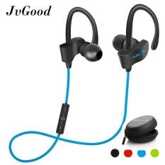 Ulasan Mengenai Jvgood Bluetooth Headphone Nirkabel Olahraga Earphone W Mic Hd Stereo Sweatproof Earbuds Gym Menjalankan Latihan Kebisingan Membatalkan Headset
