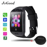 Spek Jvgood Smart Watch Layar Sentuh Bluetooth Wrist Watch Dengan Kamera Kartu Sim Slot Analisa Pedometer Tidur Pemantauan Untuk Pria Wanita Anak Tiongkok