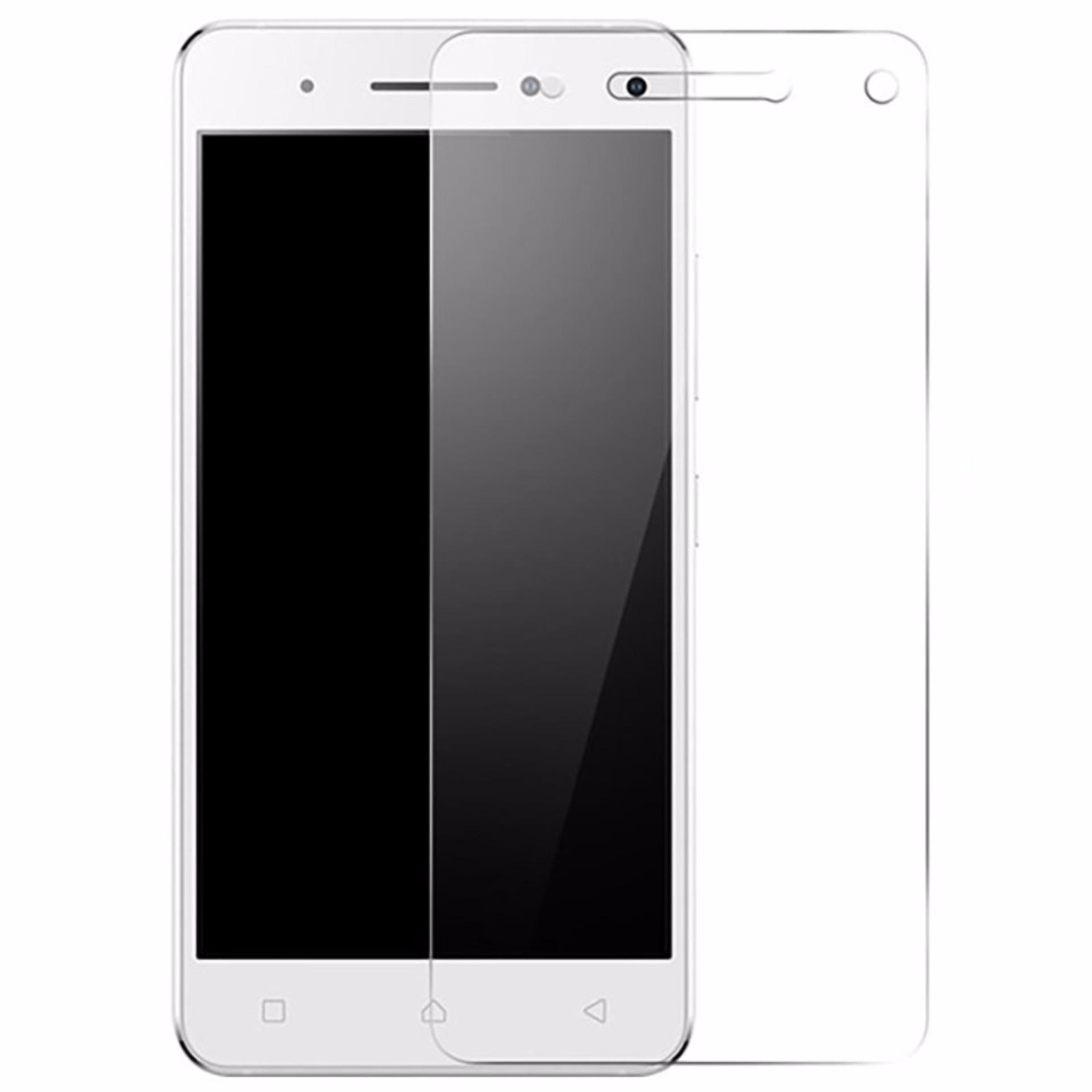Vn Lenovo A6600 / A6600+ Plus Tempered Glass Screen Protector 0.32mm - Anti Crash Film - Bening