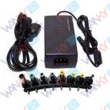 Jual K One Power Adaptor Charger Laptop Notebook Universal Hitam K One Grosir