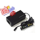 Katalog Power Adaptor Charger Laptop Notebook Universal Hitam K One Terbaru