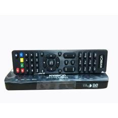 K-Vision Bromo C2000 HD C Band Decoder, Receiver Parabola Prabayar atau Prepaid
