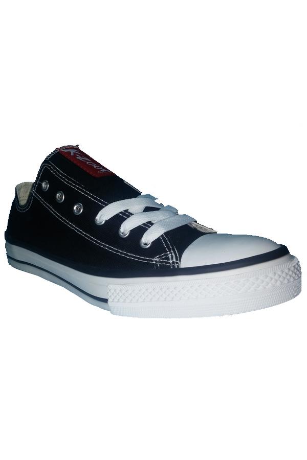 K-zoot Alonzo Low Cut - Sepatu Sekolah - Hitam b3f9823b61