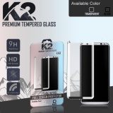 Diskon K2 Premium Tempered Glass Full Cover For Samsung Galaxy S6 Edge Tempered Glass
