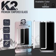 K2 Premium Tempered Glass Full Cover For Samsung Galaxy S6 Edge Jawa Barat Diskon