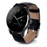 Cuci Gudang K88H Mtk2502 Bluetooth Smart Jam Tangan Denyut Jantung Track Arloji Intl
