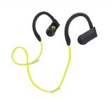 Jual Beli K98 Hanging Telinga Tipe 4 1 Bluetooth Headset Headphone Nirkabel Headphone Mikrofon Apt X Sport Earphone Kuning Intl