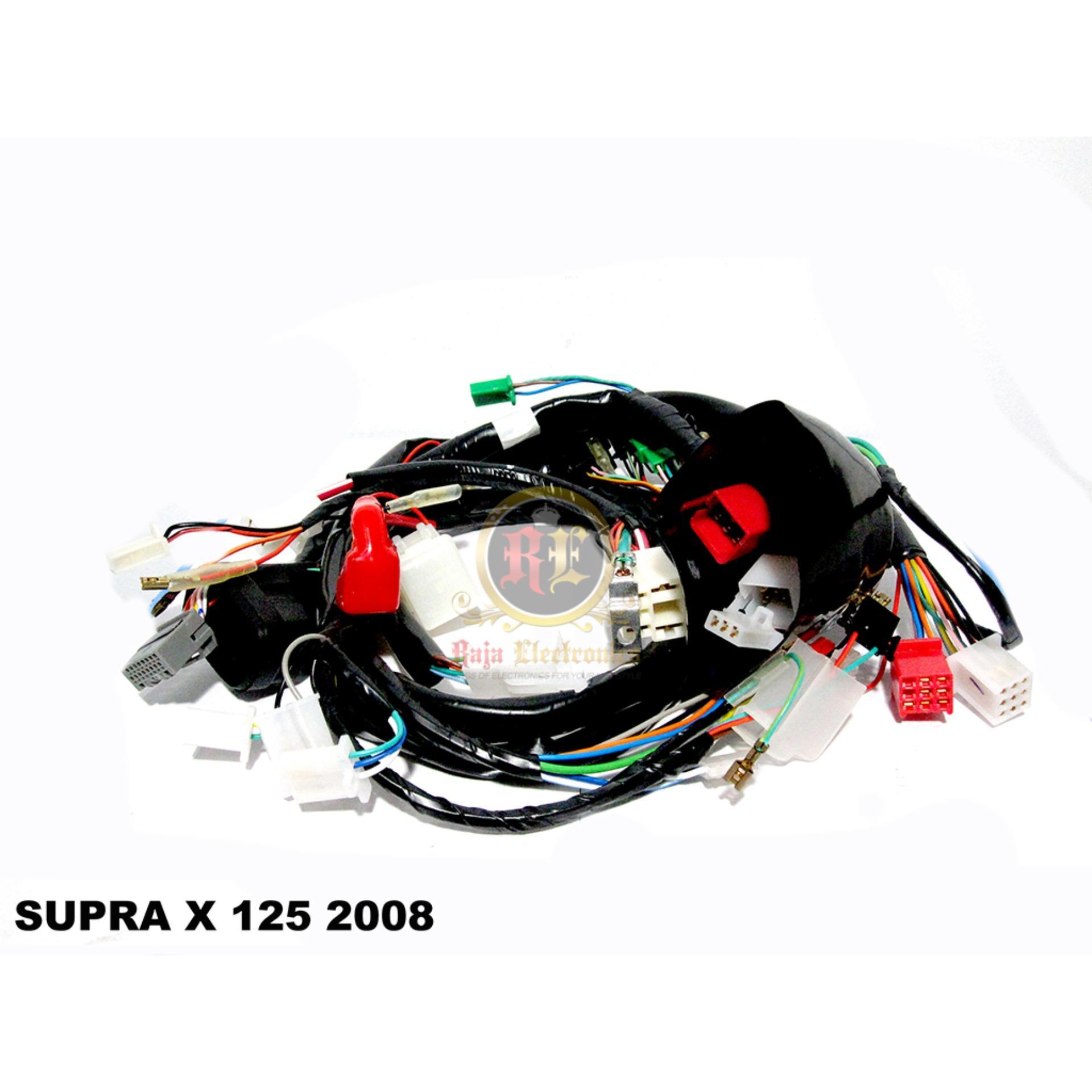 Kabel Body Motor Supra X 125 2008 Assy