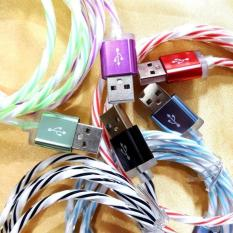Kabel Data Candy Microusb 1 Meter Murah / Samsung / Xiaomi / Oppo Etc