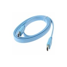 Kabel HDMI 1.5 Meter Flat