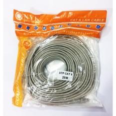 Kabel LAN / Kabel UTP 25M Cat 6