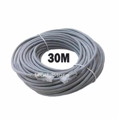 Kabel LAN Network UTP Cat5e 30 Meter