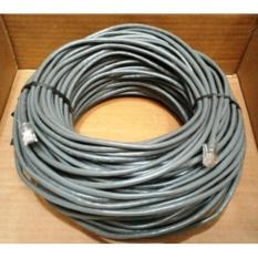 Kabel LAN/UTP 100 Meter Cat5E - IziNet kualitas diatas vascolink
