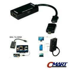Kabel MHL Adapter Micro USB to HDMI Samsung Android - GRC-UB2CMHDAF11P