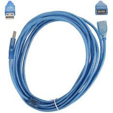 Toko Kabel Usb Extension 10M Biru Kabel South Sumatra