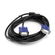 Kabel VGA Male-Male 5 Meter HQ
