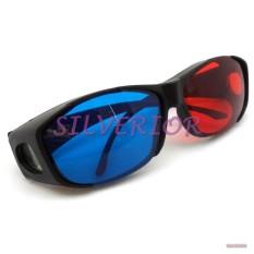 Kacamata 3D 3 Dimensi Untuk Mata Minus ataupun Mata Normal