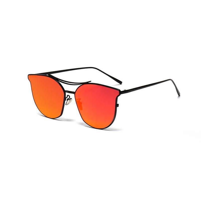 Spesifikasi Kacamata Hitam Wanita Mata Kucing Kacamata Matahari Warna Merah Desain Merek Dan Harganya