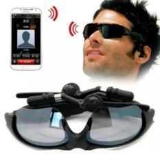 Kacamata Mp3 Sporty Bluetooth (Bisa Untuk Telp, Music Dan Video)