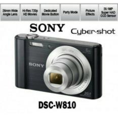 Kamera Digital Sony Cybershoot W810 20 Mp