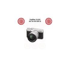Kamera Fujifilm X-A10 + 16-50 Camera Fuji XA 10 Mirrorless XA-10 XA10