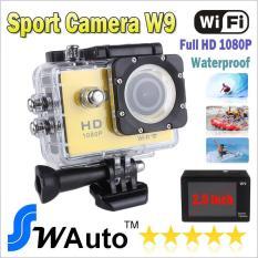 KAMERA SPORT HD + WIFI