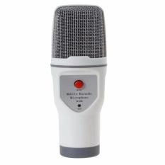 Rp 167.900. Karaoke Mobile Condenser Microphone 3.5mm SF-690 Mic Sing Peralatan Sound System Panggung for Smartphone Laptop ...
