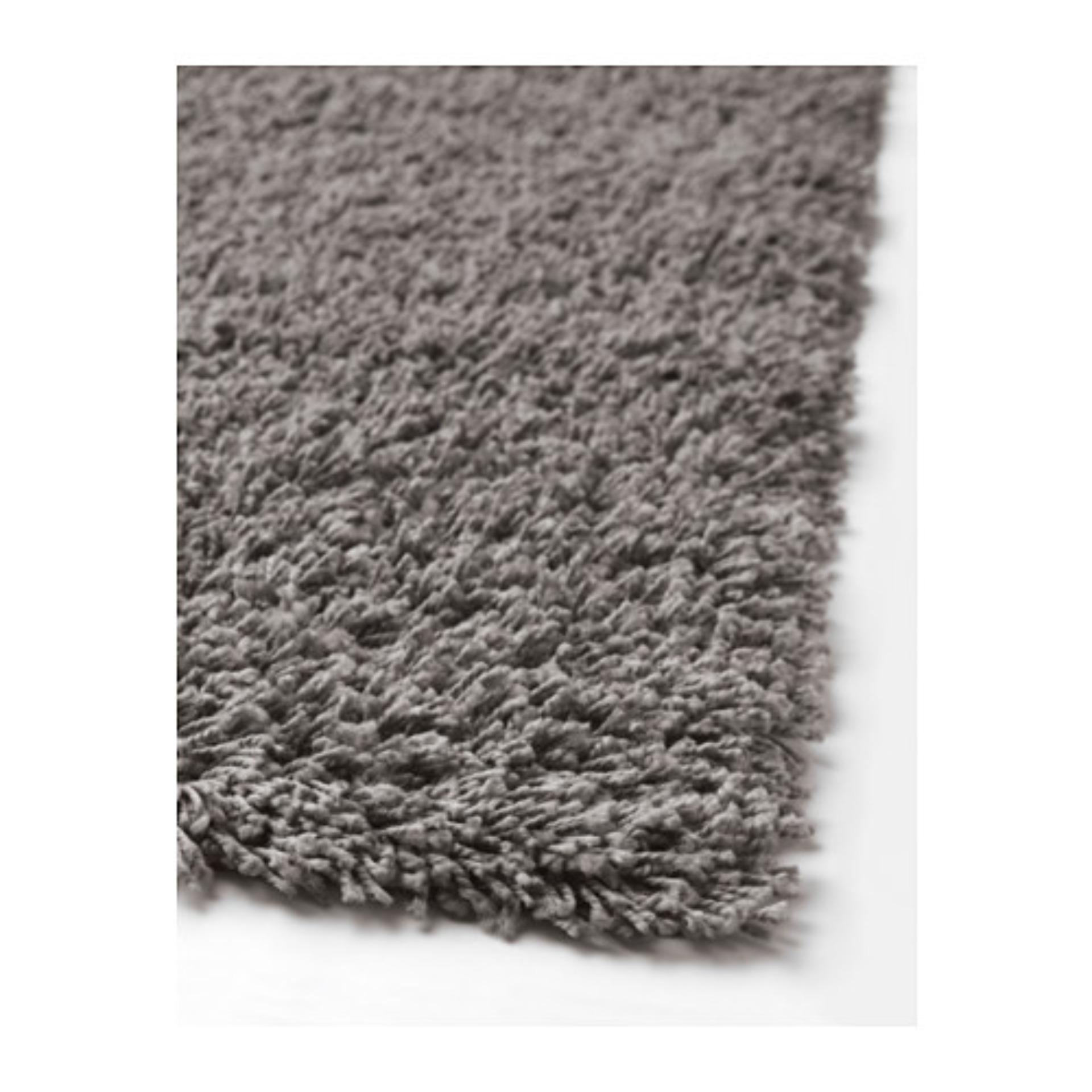 Karpet Bulu Berbulu Anti Selip Tikar Karpet Permadani Yang