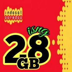 Kartu Perdana Internet Indosat 28Gb Dki Jakarta